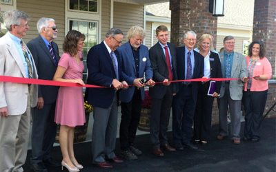 Woodlands Senior Living Celebrates Grand Opening of Farmington Location